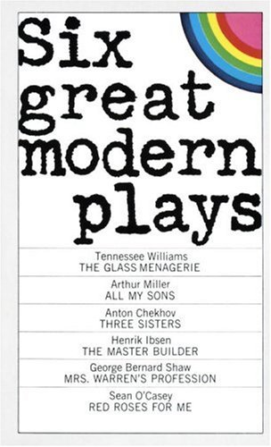Six Great Modern Plays 9780440379843