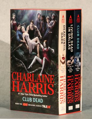 Sookie Stackhouse 3 Volume Boxed Set 9780441020300