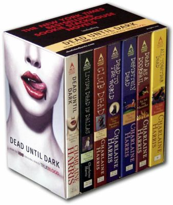 Sookie Stackhouse 7-Copy Boxed Set 9780441017775