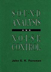 Sound Analysis and Noise Control 1406338