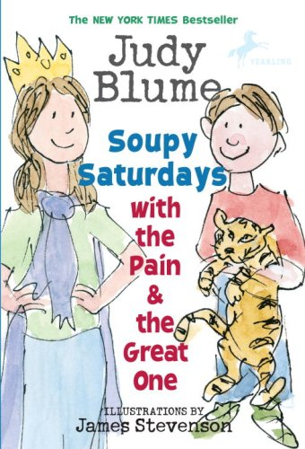Soupy Saturdays with the Pain and the Great One 9780440420927