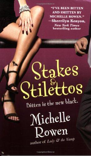 Stakes & Stilettos 9780446505840