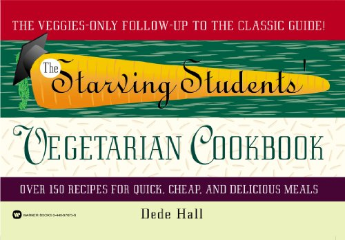 Starving Students' Vegetarian Cookbook
