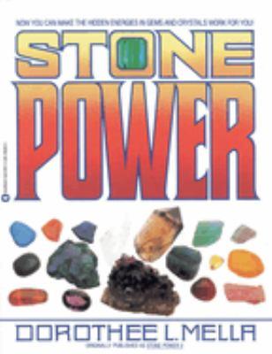 Stone Power 9780446386968