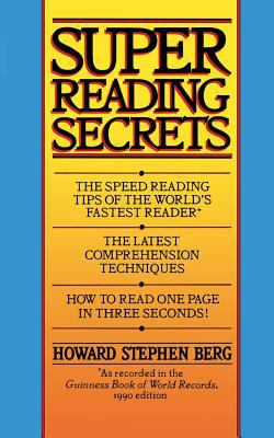 Super Reading Secrets 9780446362993