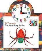 Tell Time with the Very Busy Spider [With Moveable Clock] 9780448444192