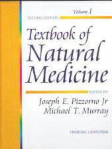 Textbook of Natural Medicine 9780443059452