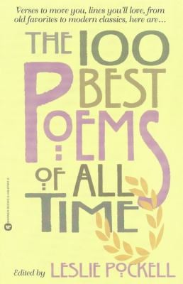 The 100 Best Poems of All Time 9780446676816