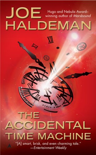 The Accidental Time Machine 9780441016167