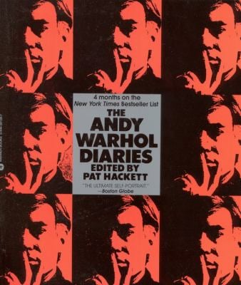 The Andy Warhol Diaries 9780446391382