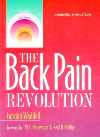 The Back Pain Revolution 9780443060397