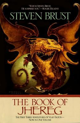 The Book of Jhereg 9780441006151