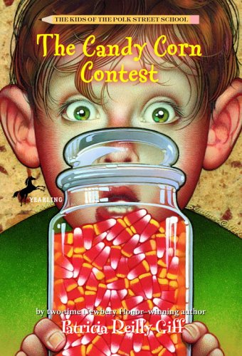 The Candy Corn Contest 9780440410720