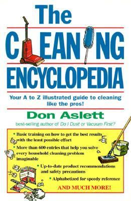 The Cleaning Encyclopedia 9780440504818