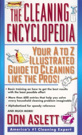 The Cleaning Encyclopedia 9780440235019