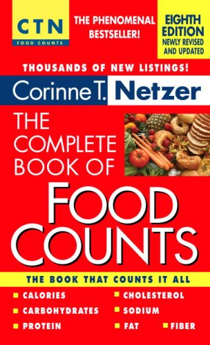 The Complete Book of Food Counts 9780440243205