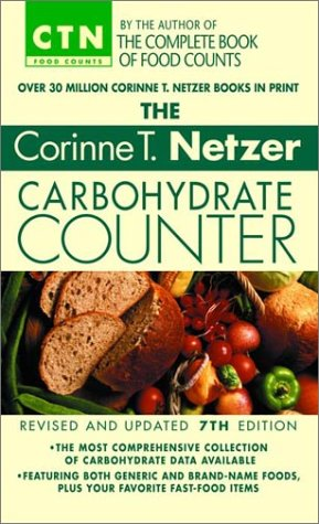 The Corinne T. Netzer Carbohydrate Counter 9780440236825