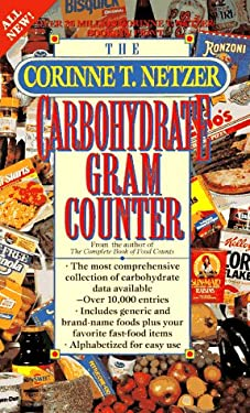 The Corinne T. Netzer Carbohydrate Gram Counter 9780440216650