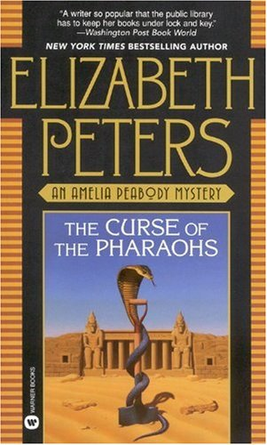 The Curse of the Pharaohs 9780445406483