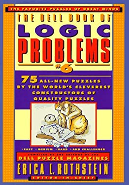 The Dell Book of Logic Problems, Number 6 9780440507383