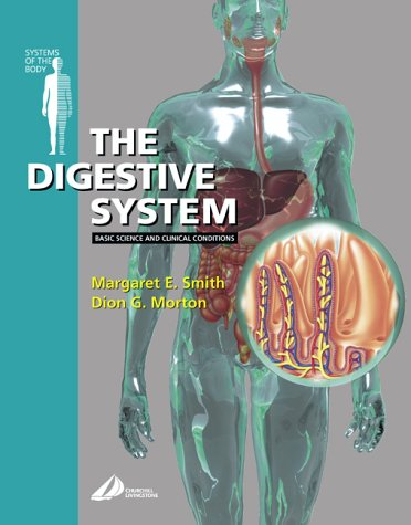 The Digestive System: Systems of the Body Series 9780443062452