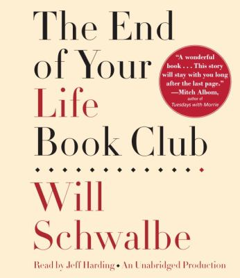 The End of Your Life Book Club 9780449806630