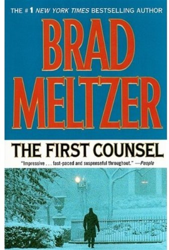 The First Counsel 9780446543538