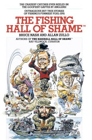 The Fishing Hall of Shame 9780440503187