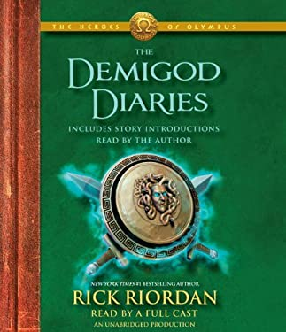 The Demigod Diaries 9780449010716