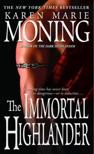 The Immortal Highlander 9780440237563