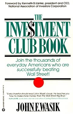 The Investment Club Book 9780446671477