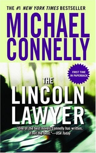 The Lincoln Lawyer 9780446616454