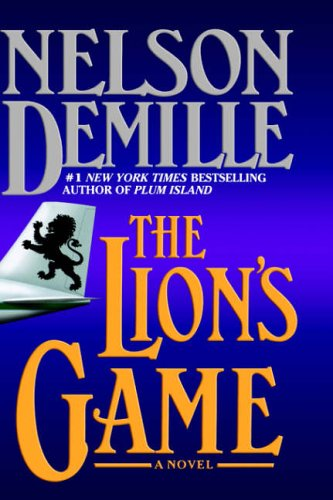 The Lion's Game 9780446520652