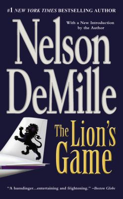 The Lion's Game 9780446608268