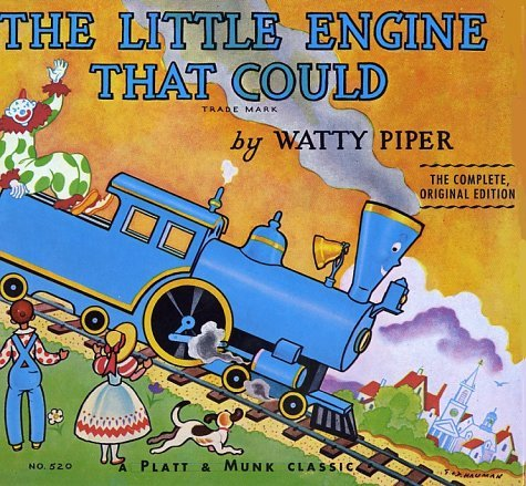 The Little Engine That Could 9780448405209