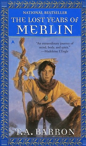 The Lost Years of Merlin 9780441006687