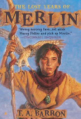 The Lost Years of Merlin (Digest) 9780441009305