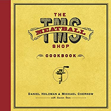 The Meatball Shop Cookbook 9780440423164