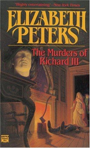 The Murders of Richard III 9780445402294