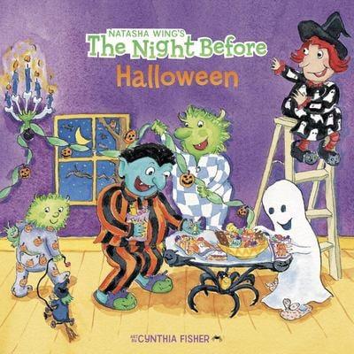 The Night Before Halloween 9780448419657