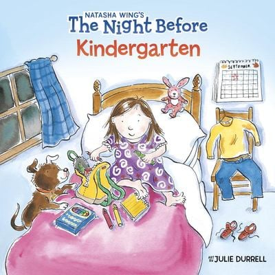 The Night Before Kindergarten 9780448425009
