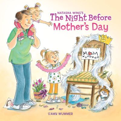 The Night Before Mother's Day 9780448452135