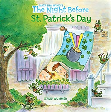 The Night Before St. Patrick's Day 9780448448527