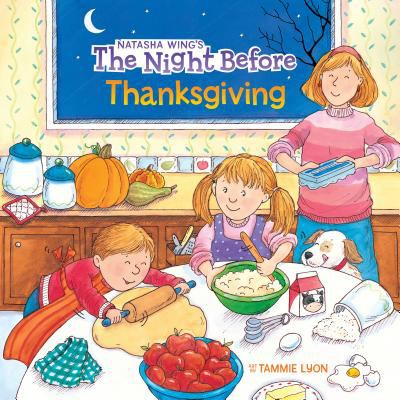 The Night Before Thanksgiving 9780448425290