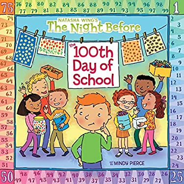 The Night Before the 100th Day of School 9780448439235