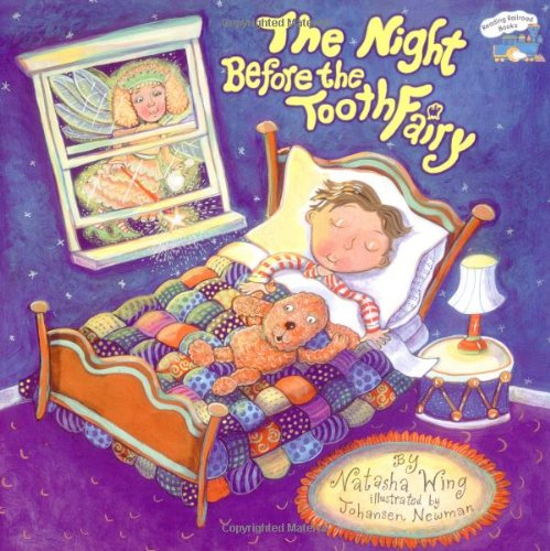 The Night Before the Tooth Fairy 9780448432526