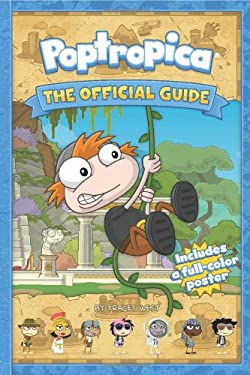 Poptropica: The Official Guide [With Poster] 9780448457260