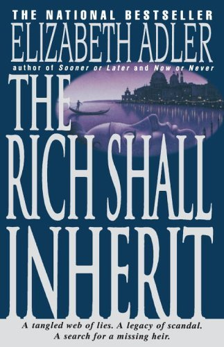 The Rich Shall Inherit 9780440614043