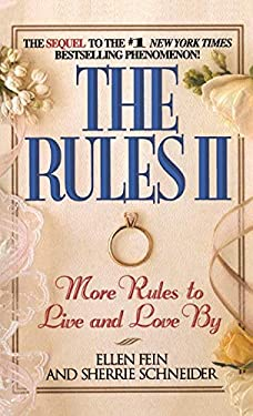 The Rules II: More Rules to Live and Love By 9780446522656