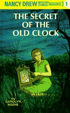 The Secret of the Old Clock 9780448095011